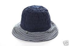NUEVO Coccinelle diseñador mujer gorro sombrero de ala ancha 1-15 (89)