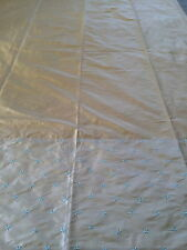 Laura Ashley 100% Silk Made to Measure Curtains & Pelmets
