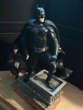 Batman Begins - Batman On Roof Top Statue