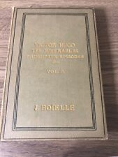 1886 Les Miserables Volume II Victor Hugo (FR)