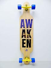 "Awaken Drop Thru Downhill/Freeride 9.2"" x 42"" Longboard Complete"