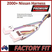 Car Audio & Video Wire Harnesses for Nissan