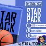 STAR PACK - Mystery NBA 6-Card Superstar Hit Pack