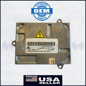 OEM 2007-2008 Saturn Outlook Xenon Headlight BALLAST control module 1307329115