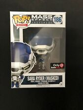 Funko Pop! Sara Ryder (Masked) #186 Mass Effect Andromeda GameStop Exclusive