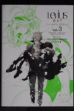 JAPAN Haruhisa Nakata manga: Levius/est vol.1~3 Set