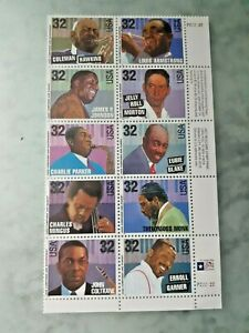 U.S. A. Stamps: 1995 American Music Festival Issues. Set Mint Hinge
