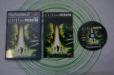 Aliens versus predator extinction ps2 pal
