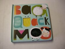 Baa. Quack, Moo, Feely Farm Noise Book By Make Believe Ideas