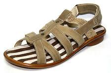 Medium Schuhe für Mädchen im Sandalen-Stil aus Leder mit Schnalle