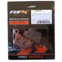 RFX Sintered Rear Brake Pads Husqvarna CR TC TE 125 250 300 310 06-13 Pro Series