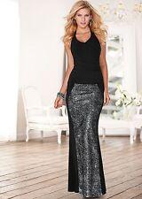 Venus sequin maxi skirt - size XS - NWT - full length - beautiful!!