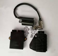 CDI Box Ignition Regulator Coil set Kit For YAMAHA XV250 Route 66 LIFAN LF250