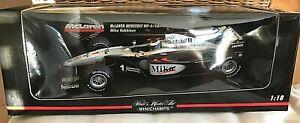 PMA Minichamps Formel 1 McLaren Mercedes MP 4/15 Driver: M. Hakkinen OVP 1:18