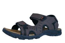 Sandali e scarpe marrone con velcro per il mare da uomo