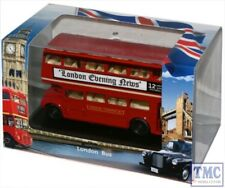 LD001 Oxford Diecast 1:76 Scale London Bus - Gift Routemaster