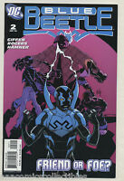Blue Beetle #2 2006 Oracle Keith Giffen John Rogers Cully Hamner DC Comics