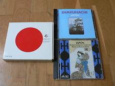 Japon / Japan - Shakuhachi, Kabuki & Jiuta-mai - Notomi, Yamaguchi - 2CD Auvidis