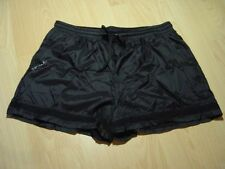 Sexy Glanz - Nylon - Short für Fitness , Gym , Workout / schwarz / Gr. L / NEU