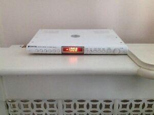 Vintage kitchen under cabinet AM/FM Clock radio
