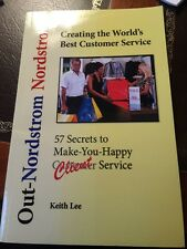 New Out Nordstrom Nordstrom Customer Service Book Business Start Up Textbook