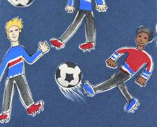 Save Children Soccer Silk Tie Sports Men Necktie Neck Made in USA Collector
