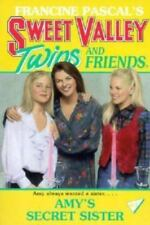 Amy's Secret Sister (Sweet Valley Twins)