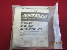 Mercury/Quicksilver Marine Actuator Kit NEW- P# 845532A1