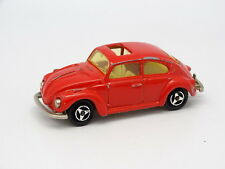 Majorette 1/64 - VW Coccinelle Rosso