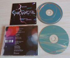 RARE VERSION 2 CD ALBUM SHOWGIRL HOME COMING LIVE KYLIE MINOGUE 2007