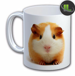Personalised GUINEA PIG  Mug Cup.Personalise with Name and Text -IL718