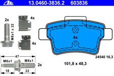Bremsbelagsatz Scheibenbremse - ATE 13.0460-3836.2