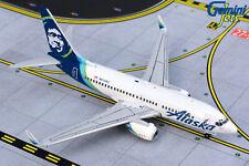 Gemini Jets 1:400 Alaska Airlines Boeing 737-700 N614AS GJASA1871 IN STOCK