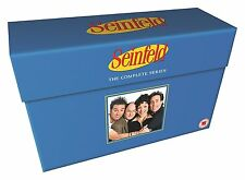 ❏ Seinfeld Series 1 - 9 DVD Complete Collection Seasons New ❏ 1 2 3 4 5 6 7 8 9