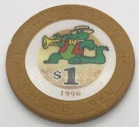 Details about  /$1 Las Vegas Harrah/'s Casino Chip House Mold Vintage Inlay 1992 CG019042