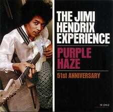 "JIMI HENDRIX EXPERIENCE  ""PURPLE HAZE""   50TH ANNIVERSARY EDITION"