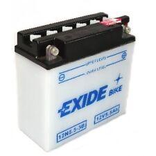 Batterie moto Exide 12N5,5-3B / 12v 5.5ah aprilia 125 ST, STX