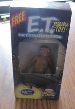 E.T. the extra Terrestrial 2002 bendy figure from Kraft New in Box