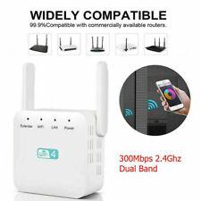 WiFi 2.4Ghz Dual Band Extender Zen Booster 300M Internet Range Zenbooster Router