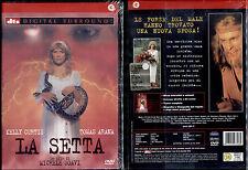 LA SETTA (Michele Soavi) - DVD NUOVO E SIGILLATO, PRIMA STAMPA, NO EDICOLA