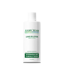 AtopiCream Skin Repair Leave-on Lotion Plus Detangling for Animals 8oz