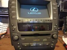 Lexsu IS250 IS220  IS350 Navigation ,DVD/radio Touchscreen Issue Repair Service