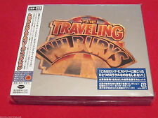 TRAVELING WILBURYS - COLLECTION - JAPAN DELUXE EDITION - 2 CD & DVD WPZR 30237-9