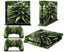Skunk Bud PS4 Vinyl Skin Sticker Console Controller Decals Sony PlayStation 4