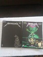 Metallica Guitar Book, lot 2