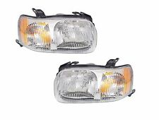 2001 2002 2003 2004 FORD ESCAPE HEAD LIGHT LAMP LEFT & RIGHT PAIR SET