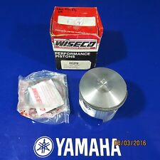 New Wiseco Top End Piston Ring Yamaha Wave Runner Super Jet 650 602P8 602m07900