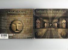 Behind The Eye VOL II 2 - CD EYE Q RECORDS '95 - TECHNO TRANCE - TBFWM