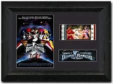 Mighty Morphin Power Rangers: The Movie 35 mm Framed Film Cell Display Stunning