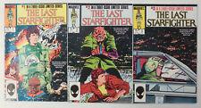 LAST STAR FIGHTER Comic # 1 2 3 FULL SET~ Movie 1984 ~ MARVEL COMICS